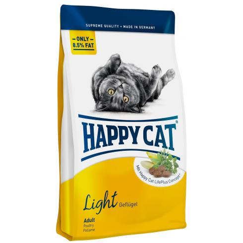 Happy Cat Supreme Fit&Well Light Lasch&Kaninchen 4kg