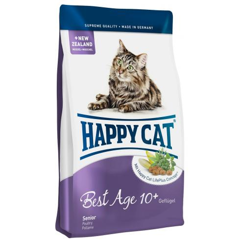 Happy Cat Supreme Fit&Well Best Age 10+ 1,4kg