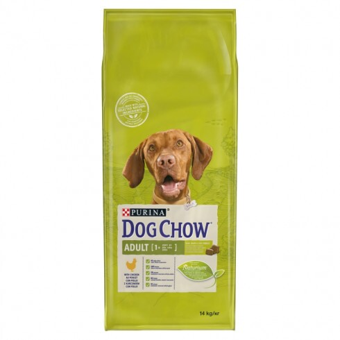 Purina Dog Chow Adult Csirke 14kg