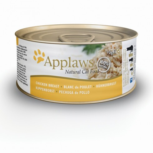 Applaws Cat Konzerv Csirke 70g