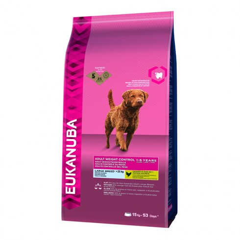 Eukanuba Adult Weight Control Large 15kg