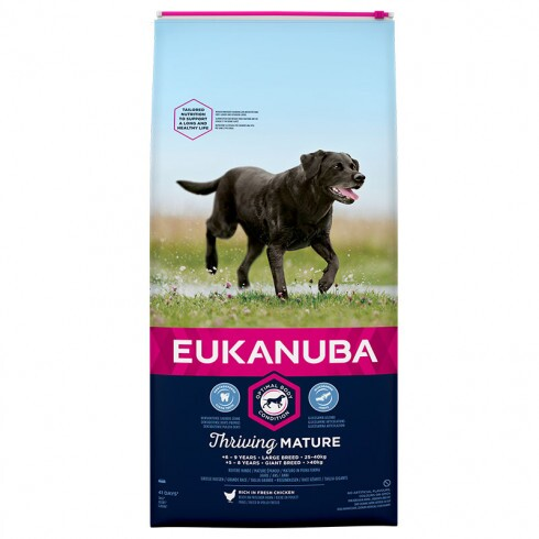Eukanuba Mature & Senior Large 15kg