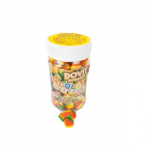 Dovit 4 COLOR wafters 10mm - Ananász-tutti-frutti 50g